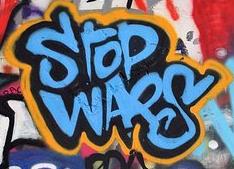 Anti-War, Grafitti, John Lennon Wall